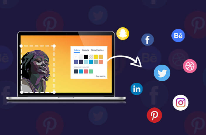 The things to consider while designing stunning social media graphics