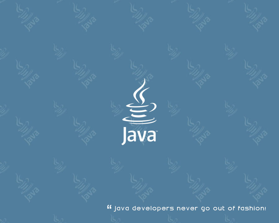 JavaDevelopers-Second