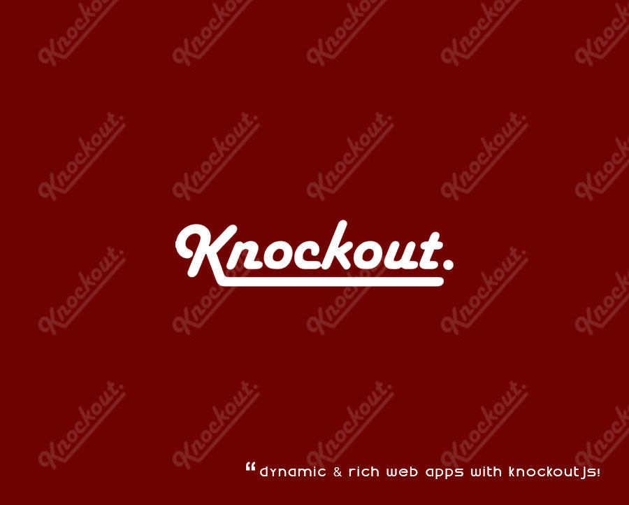 KnockoutJS Developers