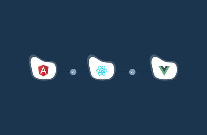 AngularJS vs ReactJS vs Vue.js – a comparative analysis