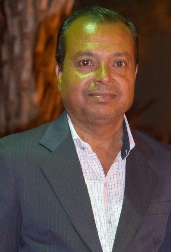 Kishor B