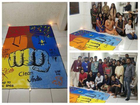Diwali Office celebration